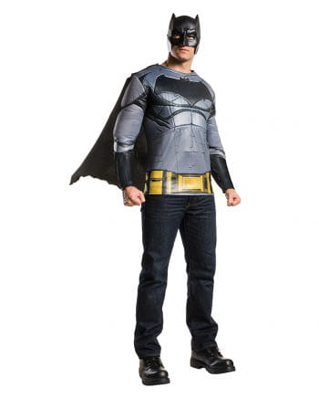 Batman Shirt With Cape For Adults