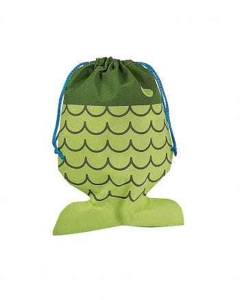 Green Fish Pouch