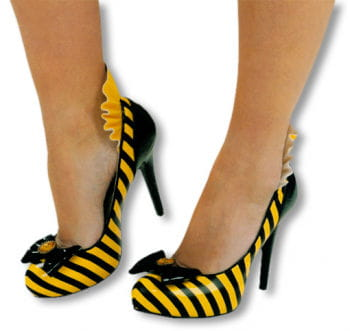 Bees shoes with bow