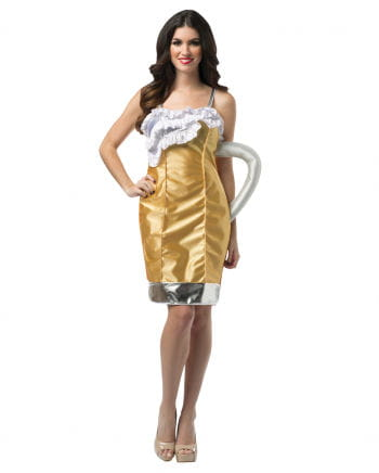 Beer jug ​​male costume