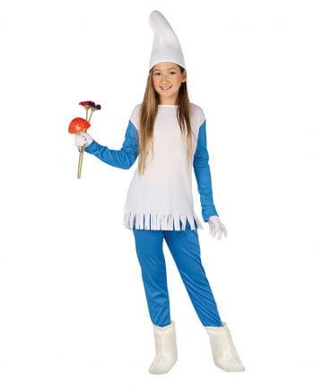 Blue Dwarf Childrens Costume