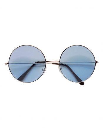 Blue 70s Sunglasses