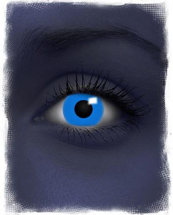Blue Contact Lenses UV