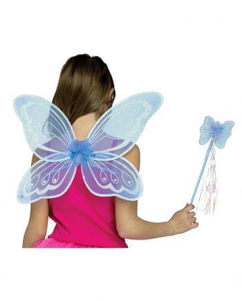 Blue Fairies Set 2 Pcs.