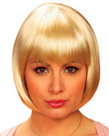 Pageboy wig Blonde