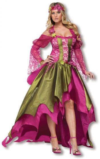 Flower goddess DLX Costume