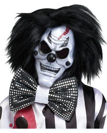 Blutende Horror Clown Maske