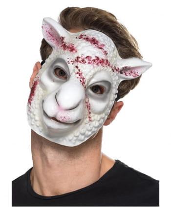 Blutige Schaf Maske