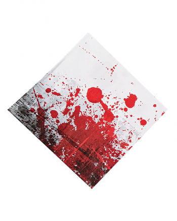 Bloody Zombie Napkins