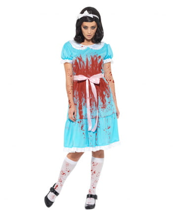 Blutiger Horror Zwilling Kostüm