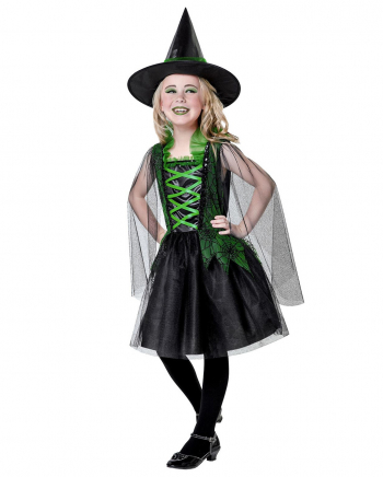 Wicked Witch Child Costume