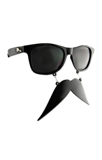 Glasses with Mexicans beard