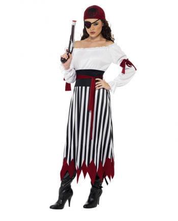 Buccaneer Piratin Kostüm