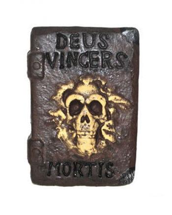 Buch des Todes mit Skull Motiv