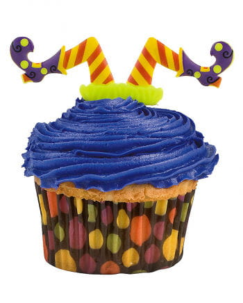 Colorful Cupcake Picker