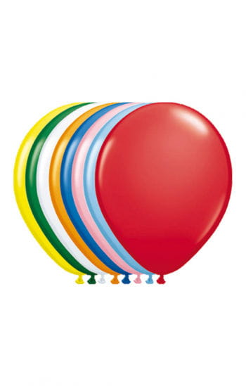 50 Colorful balloons