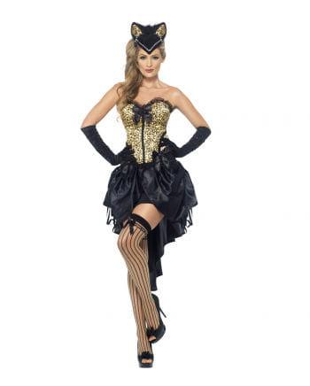 Burlesque Kitty Kostüm