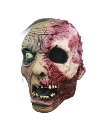 Burnt Zombie Maske