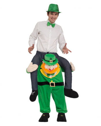 Reiter on Leprechaun Carry Me costume
