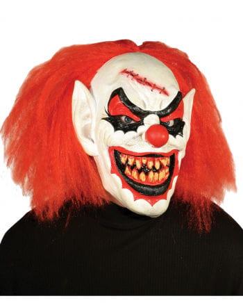 Carver Horror Clown Maske