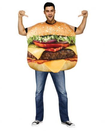 Cheeseburger Kostüm Deluxe