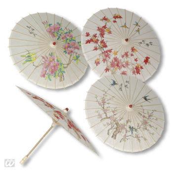Chinesischer Sonnenschirm