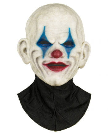 Silikon Halbmaske Clown