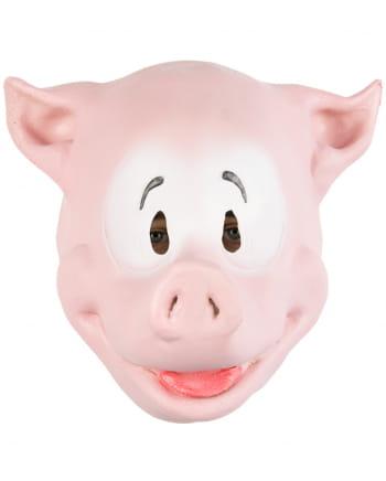 Comic Schwein Maske