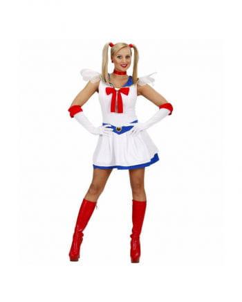 Manga schoolgirl costume