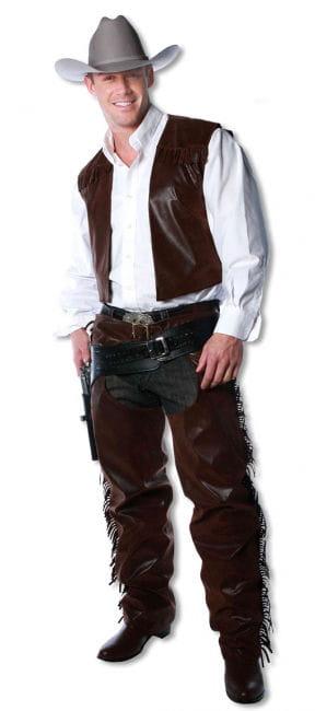 Cowboy Chaps Set