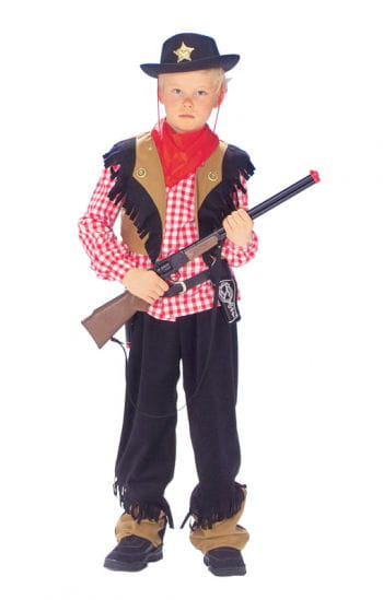 Cowboy Child Costume Deluxe