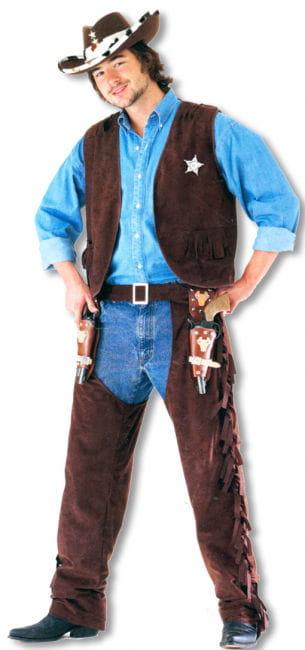 Cowboy Überhose Herren XL
