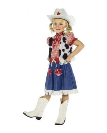 Cowgirl Sweetie Kinderkostüm