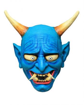 Crazy Blue Demon Maske