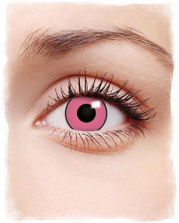 Crazy Pink Contact Lenses