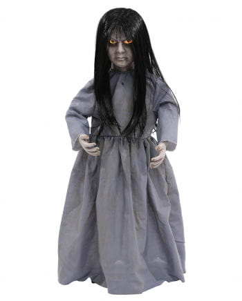 Creepy Demon Girl Doll