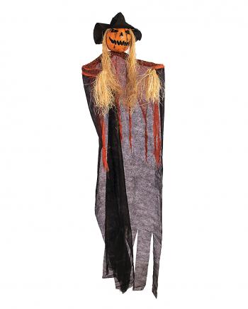 Creepy Pumpkin Hängedekoration 150 cm