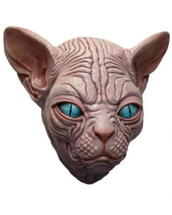 Creepy Sphynx Cat Mask