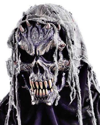 Crypt Creatures Fang Skull Mask