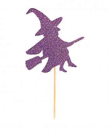 Cupcake Picker mit Halloween Motiven 7 Stück