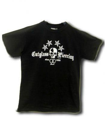 Cutglass T Shirt Size L