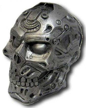 Cyber Skull Skull And Crossbones