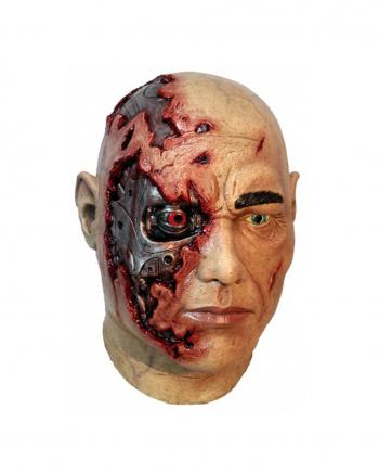 Cyborg Latex Mask