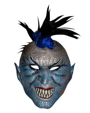 Dämon Punk Halloween Maske
