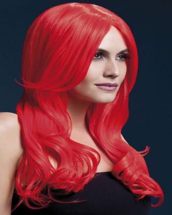 Women Percke Khloe neon red