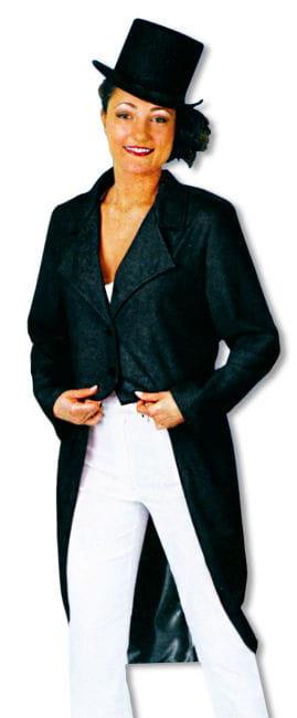 Ladies Tailcoat Black XXL /44