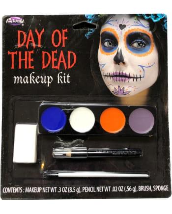 Make-up Kit Day of the dead Damen