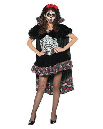 Day of the Dead Senorita Kostüm