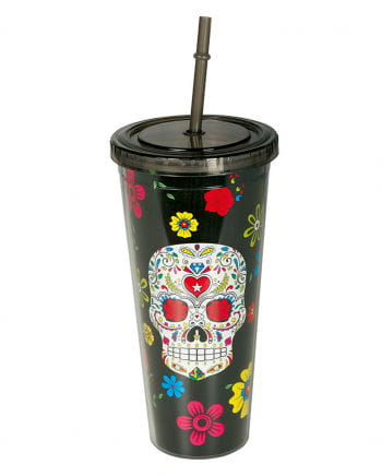 Day Of The Dead Drinking Mug