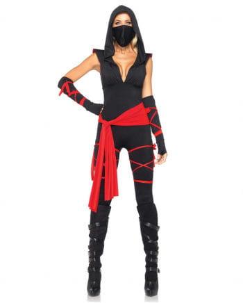 deadly ninja damenkost m deluxe online kaufen horror. Black Bedroom Furniture Sets. Home Design Ideas